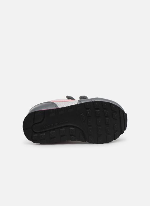 Deportivas Nike Nike Md Runner 2 (Tdv) Gris vista de arriba