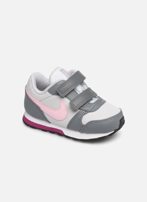 Deportivas Nike Nike Md Runner 2 (Tdv) Gris vista de detalle / par