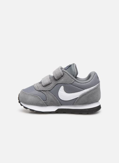 Deportivas Nike Nike Md Runner 2 (Tdv) Gris vista de frente