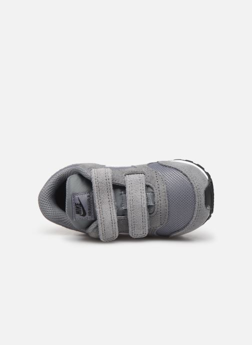 Trainers Nike Nike Md Runner 2 (Tdv) Grey view from the left