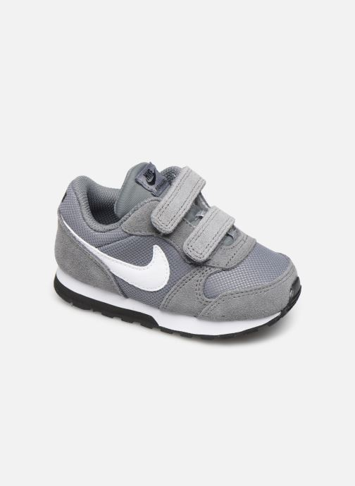 Trainers Nike Nike Md Runner 2 (Tdv) Grey detailed view/ Pair view