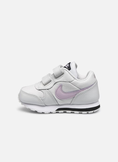 Baskets Nike Nike Md Runner 2 (Tdv) Blanc vue face
