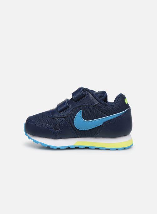 Sneakers Nike Nike Md Runner 2 (Tdv) Blauw voorkant