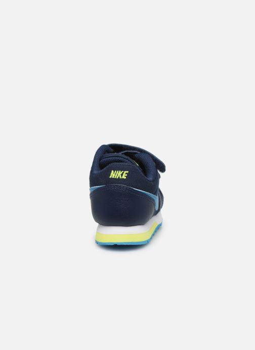Sneaker Nike Nike Md Runner 2 (Tdv) blau ansicht von rechts