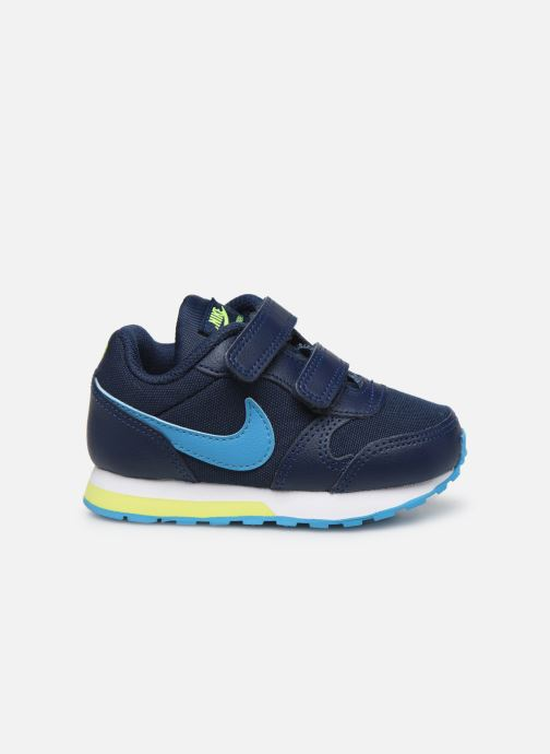 Deportivas Nike Nike Md Runner 2 (Tdv) Azul vistra trasera