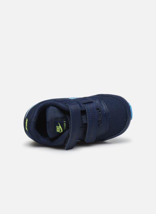 Sneakers Nike Nike Md Runner 2 (Tdv) Blauw links