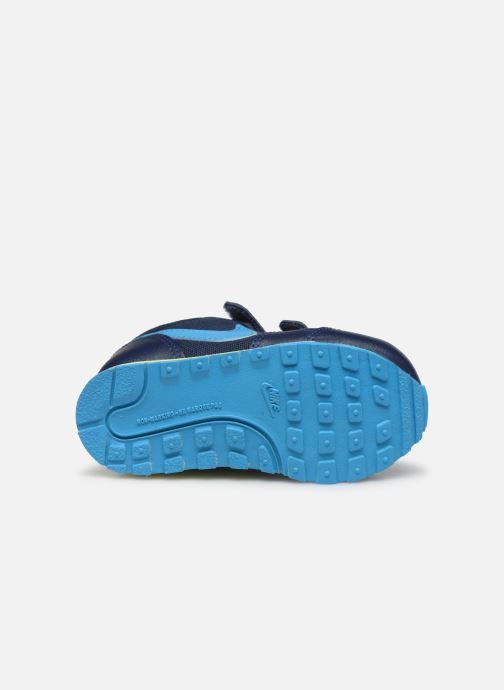 Sneaker Nike Nike Md Runner 2 (Tdv) blau ansicht von oben