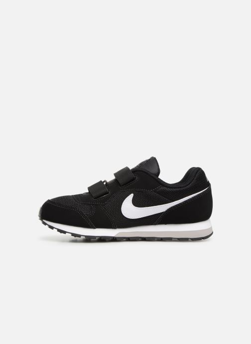 Baskets Nike Nike Md Runner 2 (Psv) Noir vue face