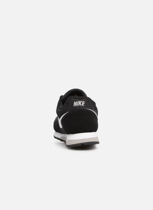Baskets Nike Nike Md Runner 2 (Psv) Noir vue droite