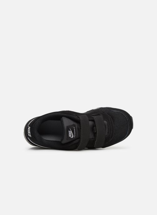 Sneaker Nike Nike Md Runner 2 (Psv) schwarz ansicht von links