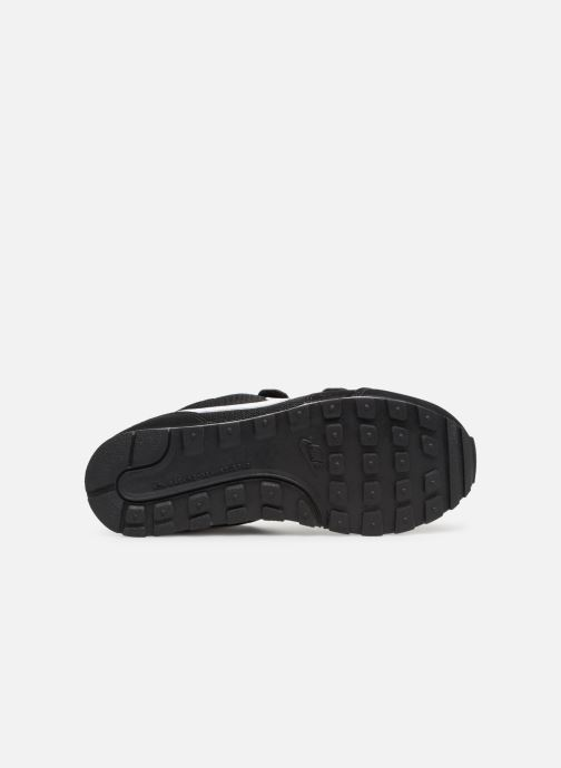 Sneaker Nike Nike Md Runner 2 (Psv) schwarz ansicht von oben