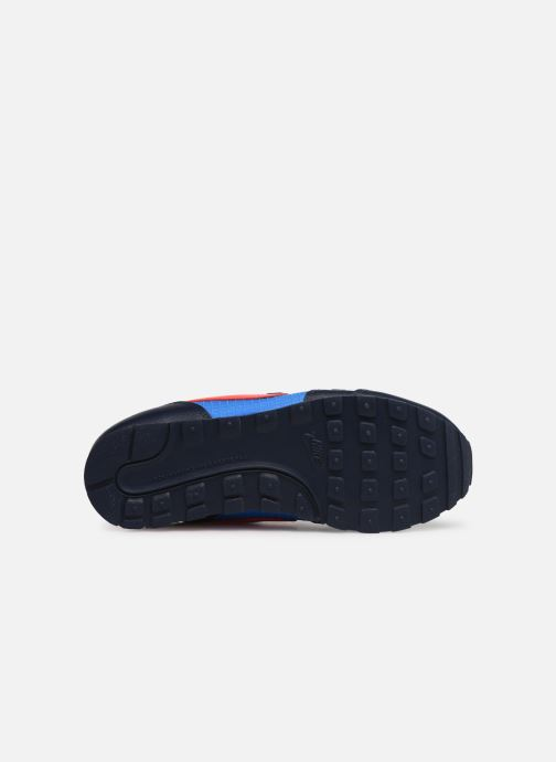 Trainers Nike Nike Md Runner 2 (Psv) Blue view from above