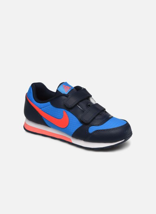 Trainers Nike Nike Md Runner 2 (Psv) Blue detailed view/ Pair view