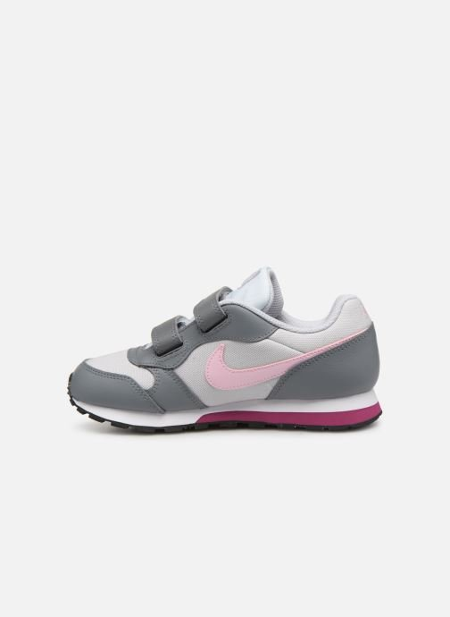 Baskets Nike Nike Md Runner 2 (Psv) Gris vue face