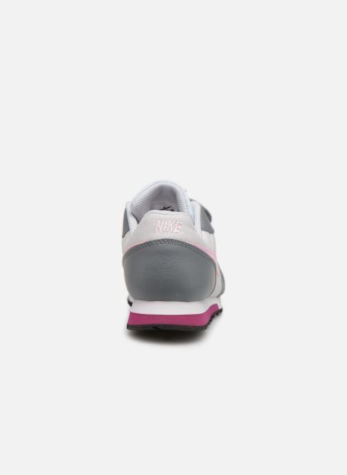 Sneakers Nike Nike Md Runner 2 (Psv) Grå Se fra højre