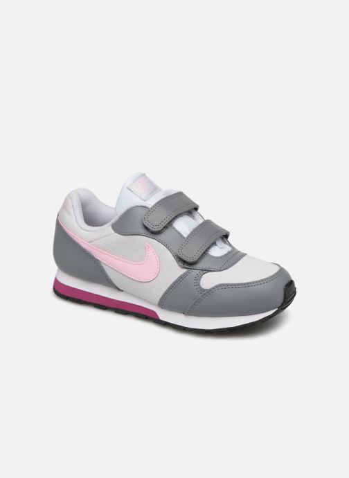 Baskets Nike Nike Md Runner 2 (Psv) Gris vue détail/paire