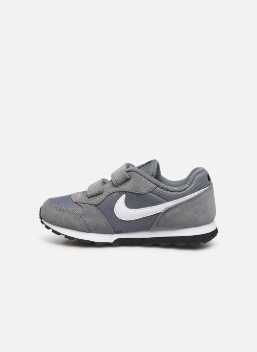 Deportivas Nike Nike Md Runner 2 (Psv) Gris vista de frente