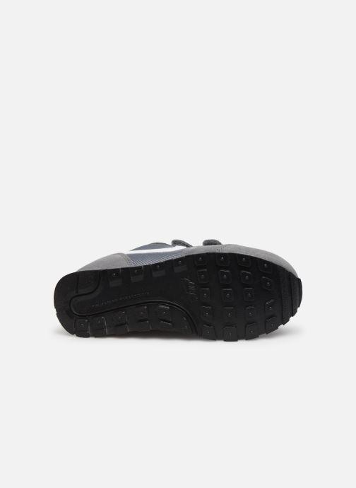 Deportivas Nike Nike Md Runner 2 (Psv) Gris vista de arriba