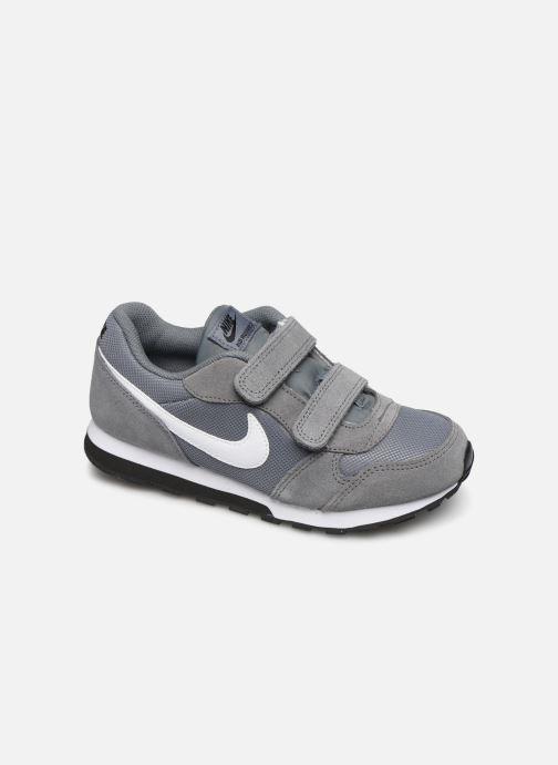 Deportivas Nike Nike Md Runner 2 (Psv) Gris vista de detalle / par