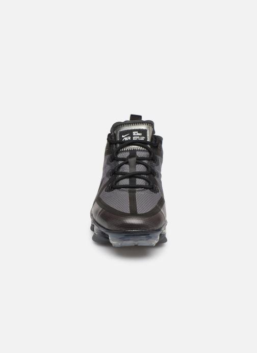 Baskets Nike Nike Air Vapormax 2019 (Gs) Noir vue portées chaussures