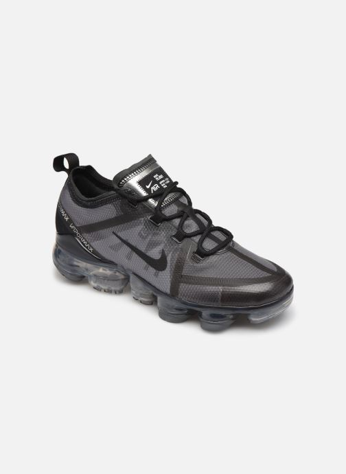 Sneakers Nike Nike Air Vapormax 2019 (Gs) Zwart detail