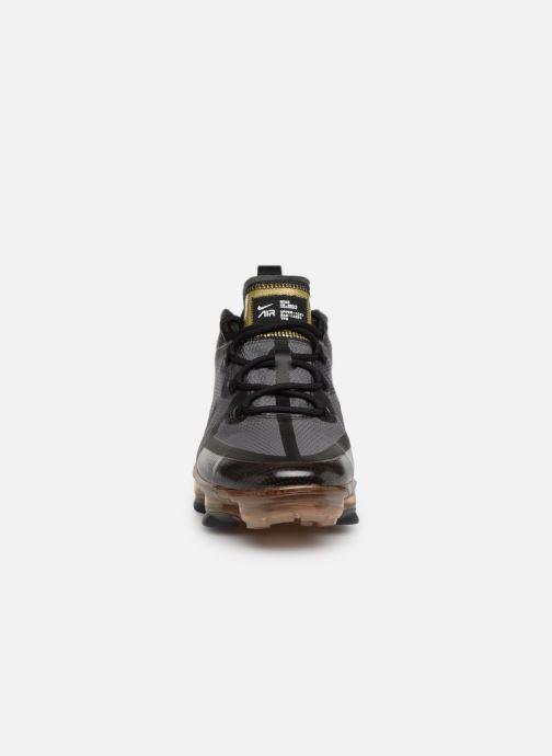 Sneaker Nike Nike Air Vapormax 2019 (Gs) schwarz schuhe getragen