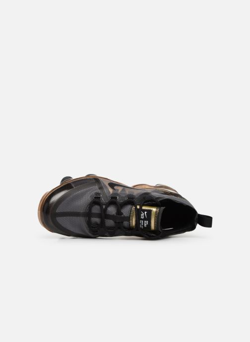 Sneaker Nike Nike Air Vapormax 2019 (Gs) schwarz ansicht von links