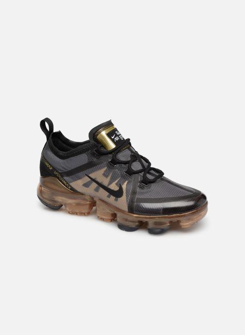 Sneaker Nike Nike Air Vapormax 2019 (Gs) schwarz detaillierte ansicht/modell