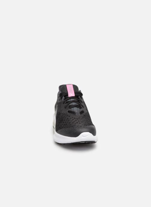 Sportschoenen Nike Nike Air Max Sequent 4 (Gs) Zwart model