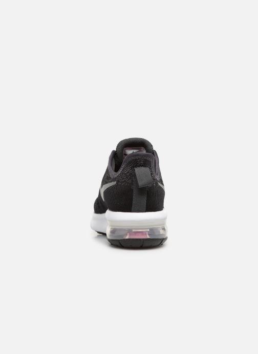 Sportschoenen Nike Nike Air Max Sequent 4 (Gs) Zwart rechts