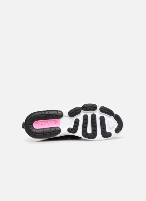 Sportschoenen Nike Nike Air Max Sequent 4 (Gs) Zwart boven