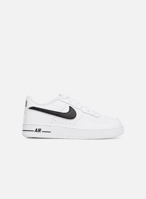 Sneakers Nike Air Force 1-3 (Gs) Hvid se bagfra