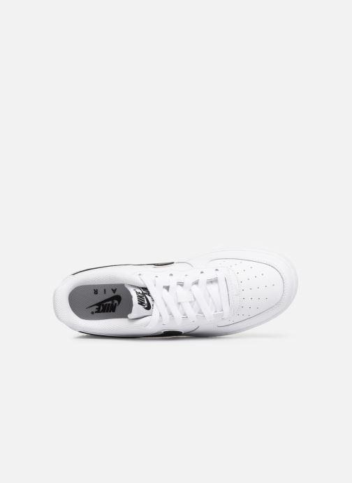 Sneakers Nike Air Force 1-3 (Gs) Vit bild från vänster sidan