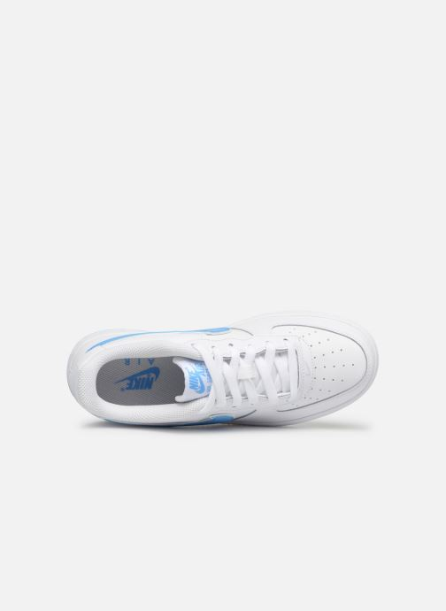 Baskets Nike Air Force 1-3 (Gs) Blanc vue gauche