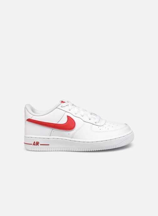 Sneaker Nike Air Force 1-3 (Gs) weiß ansicht von hinten