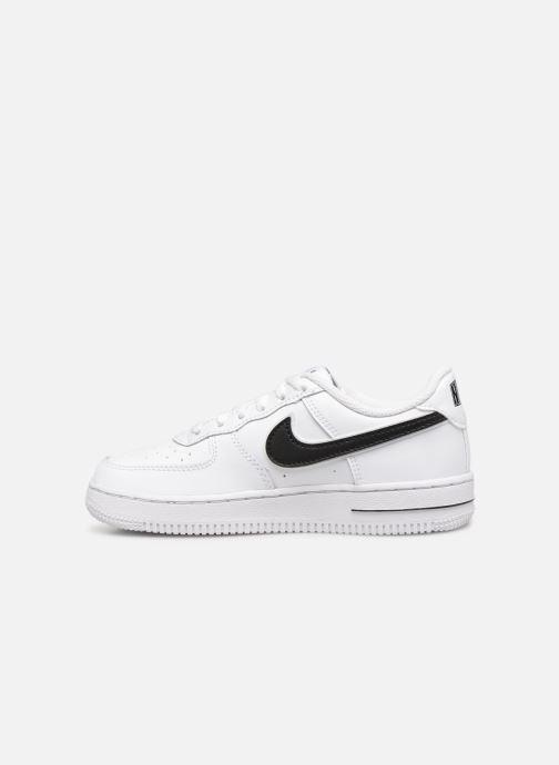 Sneaker Nike Force 1-3 (Ps) weiß ansicht von vorne