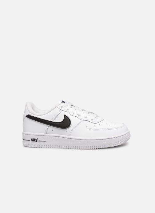 Trainers Nike Force 1-3 (Ps) White back view