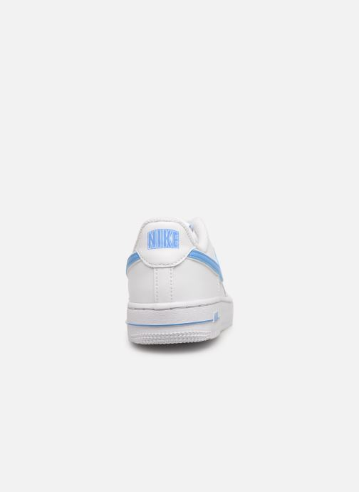 Baskets Nike Force 1-3 (Ps) Blanc vue droite