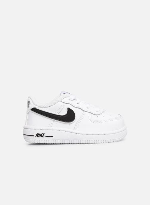 Sneaker Nike Force 1-3 (Td) weiß ansicht von hinten