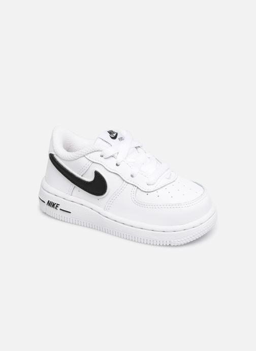 Sneaker Nike Force 1-3 (Td) weiß detaillierte ansicht/modell