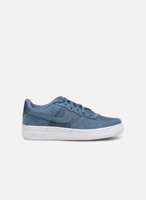 Baskets Nike Air Force 1-1 (Gs) Bleu vue derrière