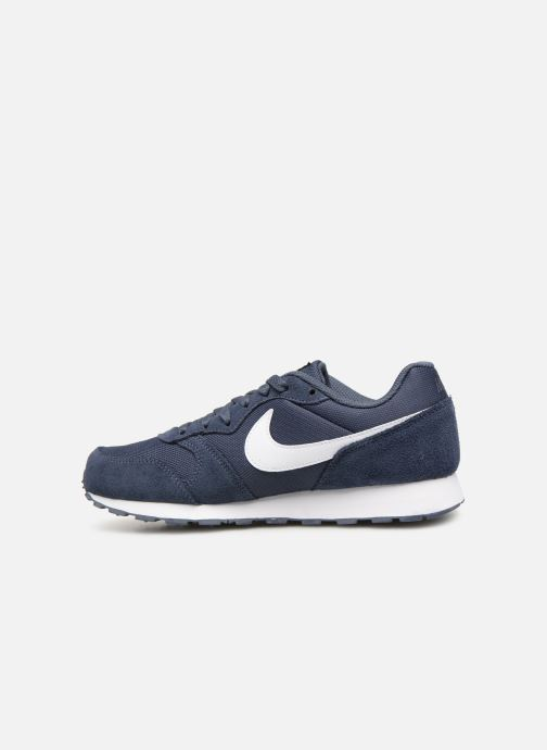 Trainers Nike Nike Md Runner 2 Pe (Gs) Blue front view