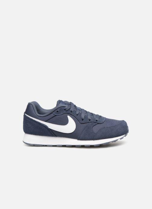 Deportivas Nike Nike Md Runner 2 Pe (Gs) Azul vistra trasera
