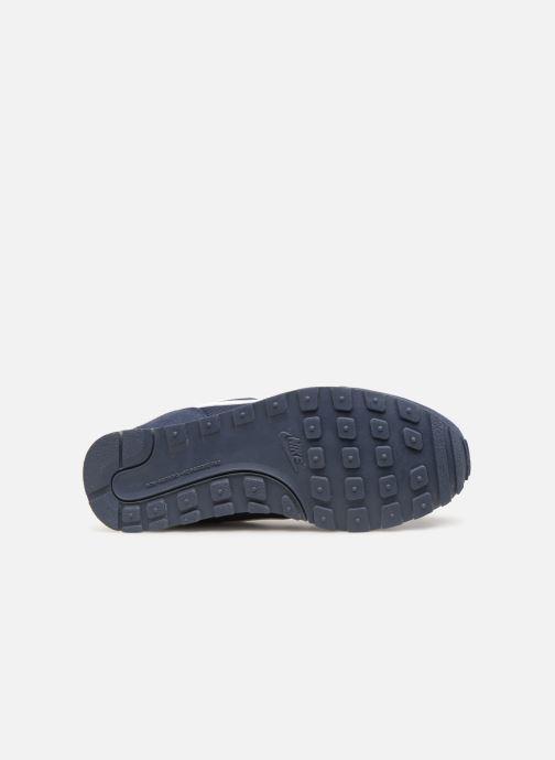 online store 26a45 4392f Baskets Nike Nike Md Runner 2 Pe (Gs) Bleu vue haut