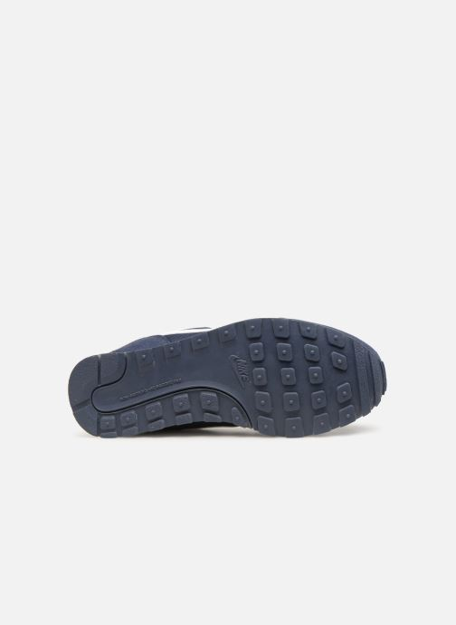 Trainers Nike Nike Md Runner 2 Pe (Gs) Blue view from above