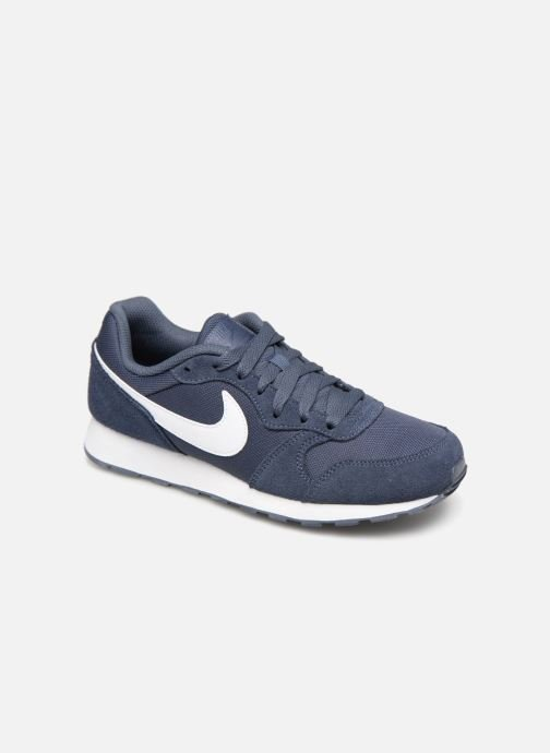 Trainers Nike Nike Md Runner 2 Pe (Gs) Blue detailed view/ Pair view