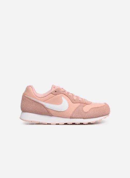 Deportivas Nike Nike Md Runner 2 Pe (Gs) Rosa vistra trasera