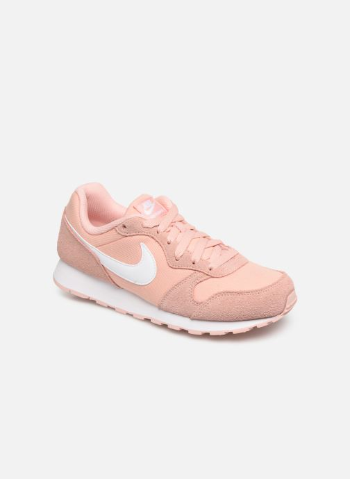 Deportivas Nike Nike Md Runner 2 Pe (Gs) Rosa vista de detalle / par