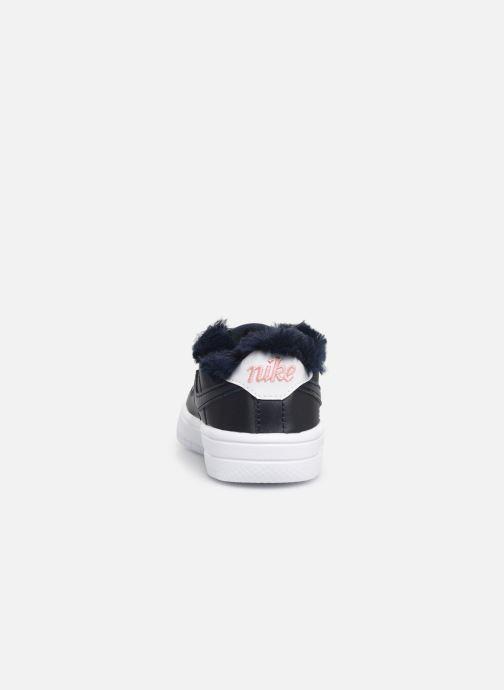 Sneakers Nike Nike Force 1 '18 Vday (Td) Blå Bild från höger sidan