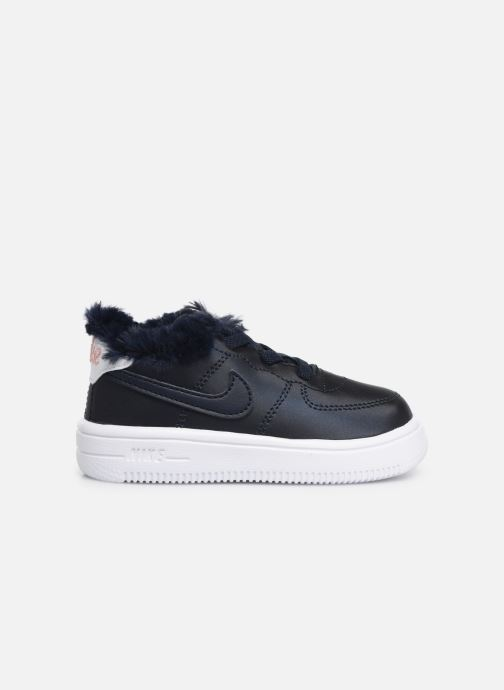 Sneakers Nike Nike Force 1 '18 Vday (Td) Blå bild från baksidan